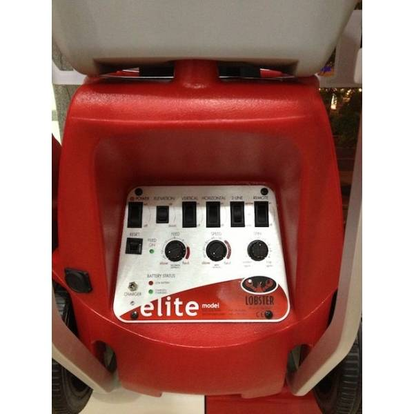 LOBSTER Elite 3 Portable Tennis Ball Machine