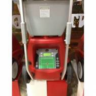 LOBSTER Elite Grand V Portable Tennis Ball Machine