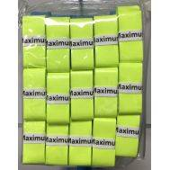 MAXIMUS Tacky Pro Pack 30 Overgrips Neon Green Color
