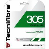 Tecnifibre 305 Green 17 / 1.20mm Squash String Set