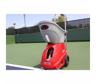 LOBSTER Elite Liberty Portable Tennis Ball Machine