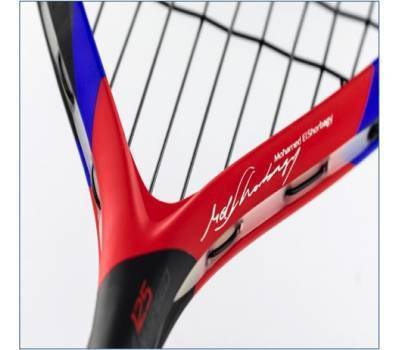 MOHAMED EL SHORBAGY SIGNATURE RACQUET CARBOFLEX X-SPEED 125