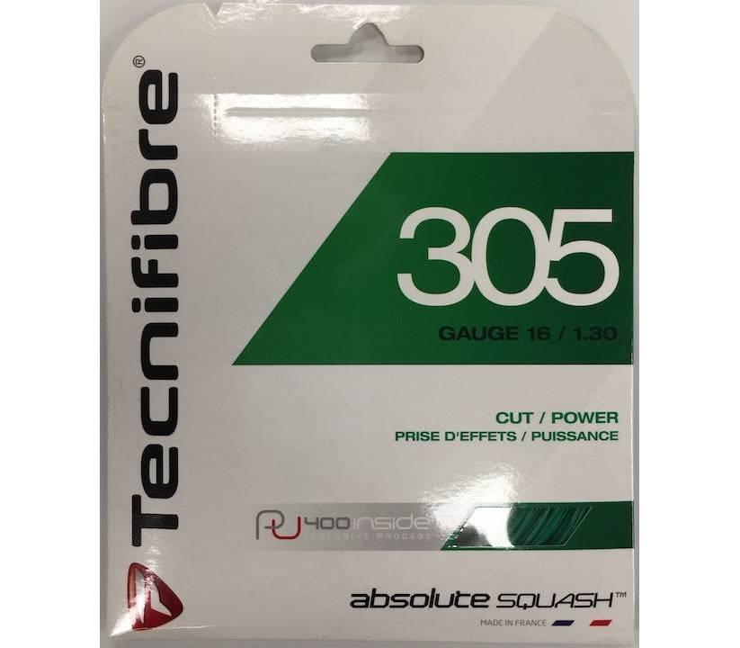 TECNIFIBRE 305 17 1.20 mm Squash Set